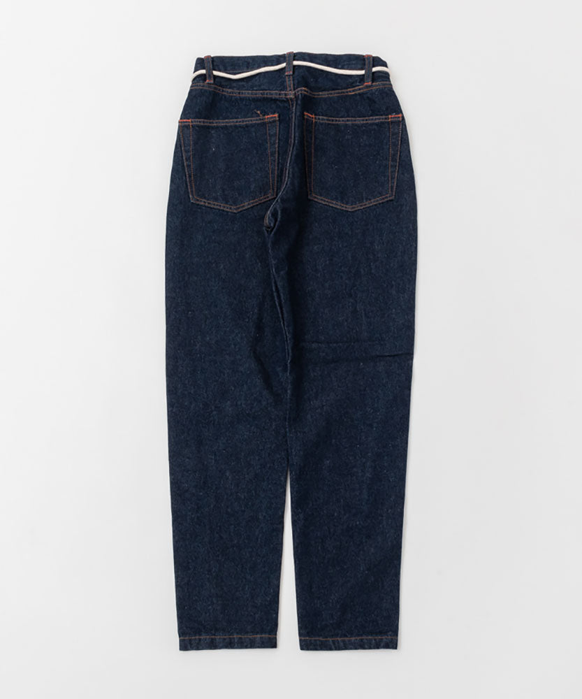 "DENIM JEANS""SLIM"" *ONE WASHED"