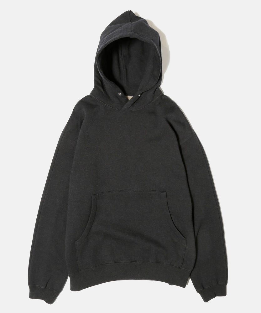 BROWN ORGANIC COTTON HOODIE