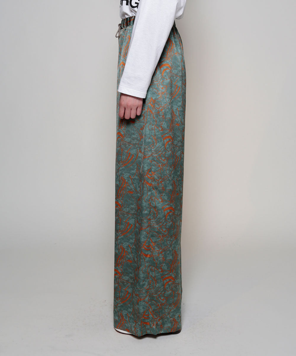 Caballo wide pants