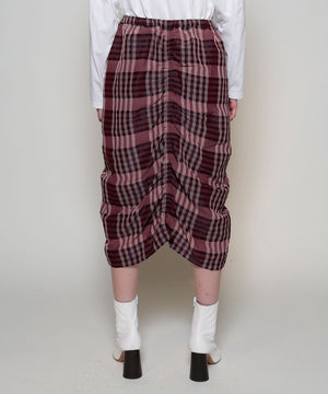 Shirring skirt <Ventana>