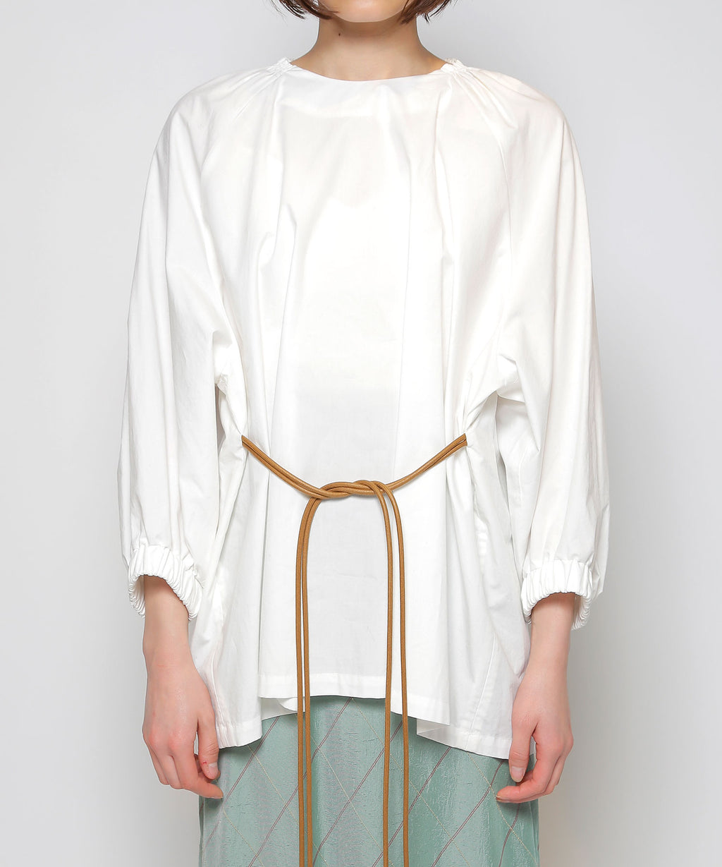 Waist mark blouse
