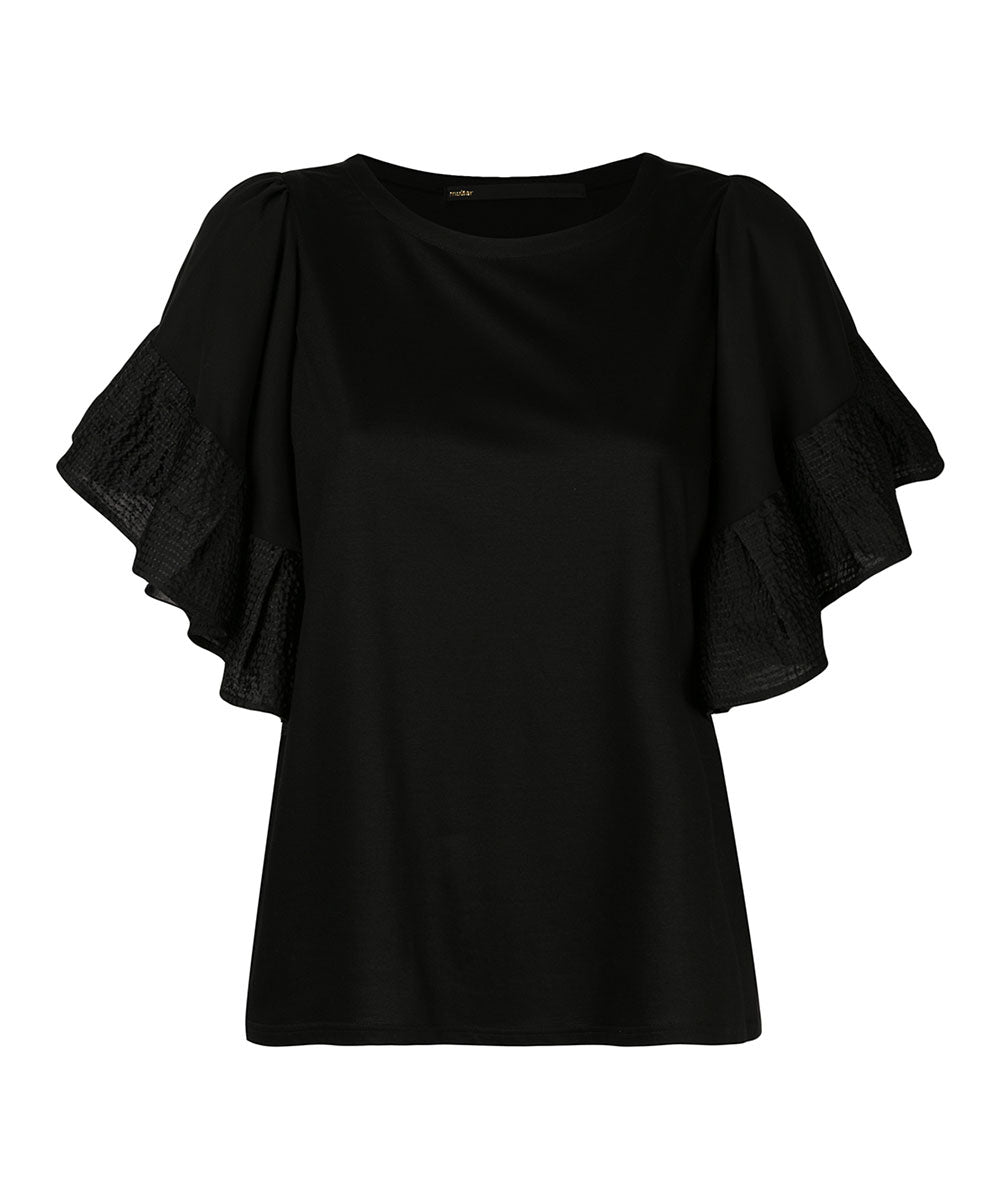 Layer sleeve t-shirts
