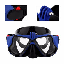 Underwater Go Pro Diving Mask