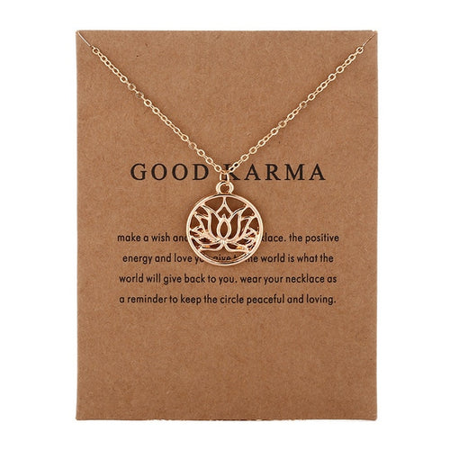 Good Karma Necklace