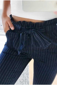 Elastic Trousers