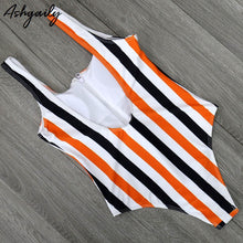 Bella Stripes Swimsuit