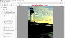 Introduction to Management Science 11th Edition - PDF Version