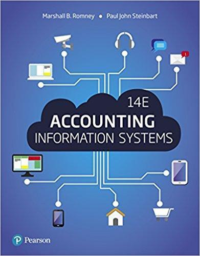 Accounting Information Systems 14th Edition - PDF Version
