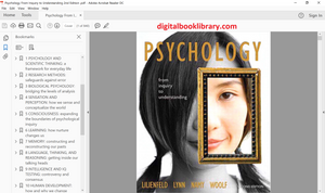 Psychology: From Inquiry to Understanding 2nd Edition - PDF Version