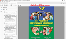 Best Practice in Motivation and Management in the Classroom 3rd Edition - PDF Version