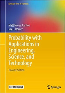Probability with Applications in Engineering, Science, and Technology 2nd Edition - PDF Version