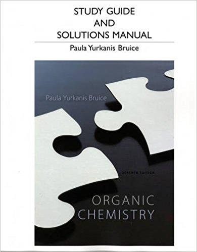 Study Guide and Student's Solutions Manual for Organic Chemistry 7th Edition - PDF Version