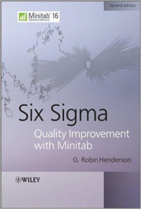 Six Sigma Quality Improvement with Minitab 2nd Edition - PDF Version