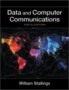 Data and Computer Communications 10th Edition - PDF Version