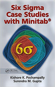 Six Sigma Case Studies with Minitab® 1st Edition - PDF Version