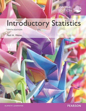 Introductory Statistics 10th Edition - PDF Version