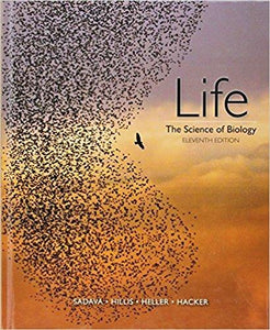 Life: The Science of Biology 11th Edition - PDF Version