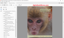 Biological Anthropology: The Natural History of Humankind 4th Edition - PDF Version