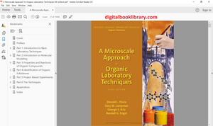 A Microscale Approach to Organic Laboratory Techniques 6th Edition - PDF Version