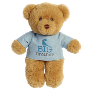 "T-Shirt Bear  - 11"" Big Brother"