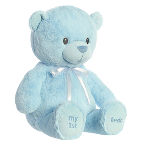 "My First Boutique  - 28"" My First Teddy Blue"