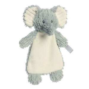 "ebba - Trendy Yellow Grey Collection - 10"" Paci Pal Packey"