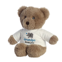 "ebba - T-Shirt Bear - 11"" Grandpa Loves You"