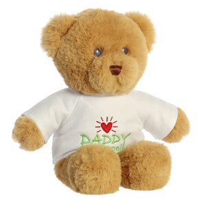 "ebba - T-Shirt Bear - 11"" Daddy Loves You"