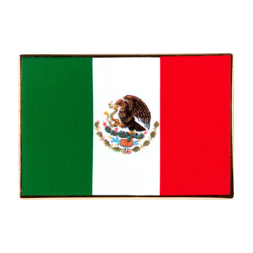 Mexico Flag Enamel Pin