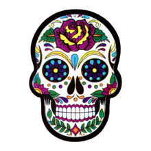 Load image into Gallery viewer, Sugar Skull Enamel Pin