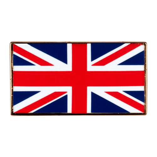 UK Union Jack Flag Enamel Pin