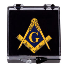 Load image into Gallery viewer, Freemason Symbol