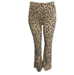 Yummy Flare Pants Leopard ( 6 Pack)