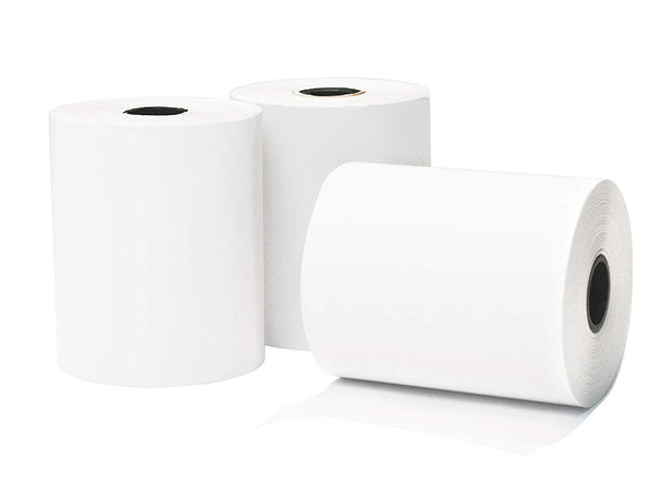 Thermal Receipt Paper Rolls (1 Roll)