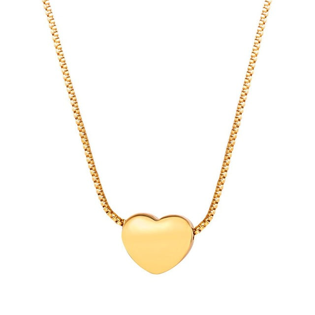 "Collier coeur ""Love Paris"""