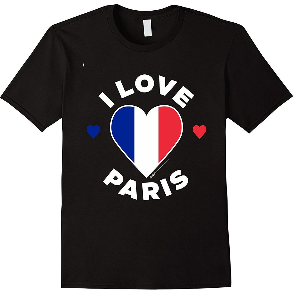 T-Shirt Love Paris