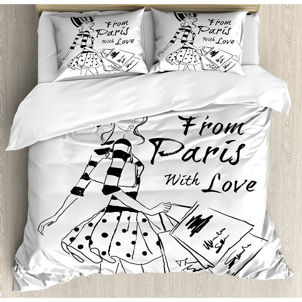 Housse de couette from Paris with Love