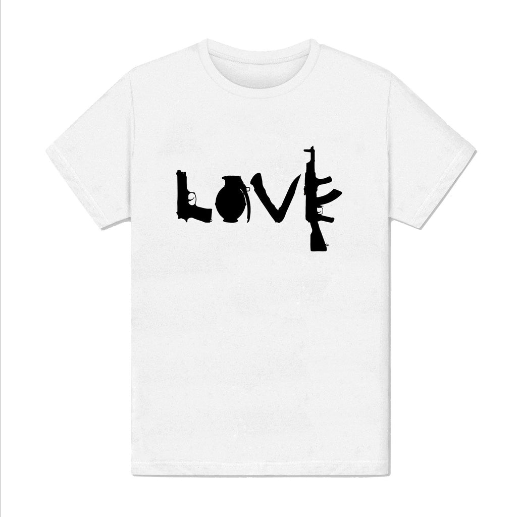 "T-shirt "" Love & War """