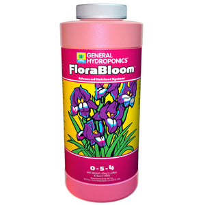 General Hydroponics® FloraBloom® 0 - 5 - 4