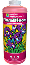 Load image into Gallery viewer, General Hydroponics® FloraBloom® 0 - 5 - 4