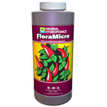 Load image into Gallery viewer, General Hydroponics® FloraMicro® 5 - 0 - 1