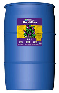 General Hydroponics® Hardwater FloraMicro® 5 - 0 - 1