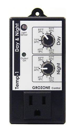 Grozone Control TP3 High Temperature Shut-Off Tempstat