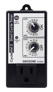 Grozone Control CY2 Short Period Cyclestat with Day/Night Sensor