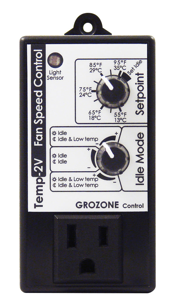 Grozone Control TV2 Multimode Fan Speed Control