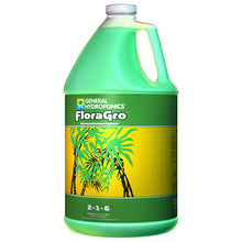 Load image into Gallery viewer, General Hydroponics® FloraGro® 2 - 1 - 6