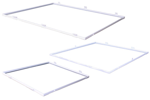Reflector Replacement Glass Frame Assembly's