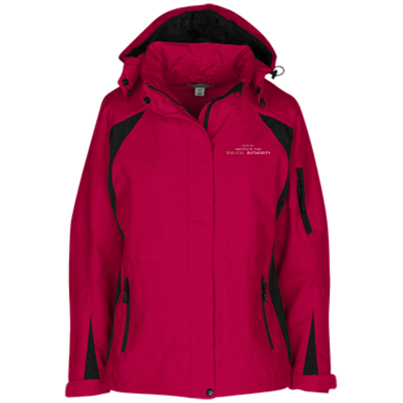 Limited Edition Embroidery IBA Ladies Port Authority Jacket