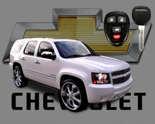 Load image into Gallery viewer, CHEVROLET KEYS