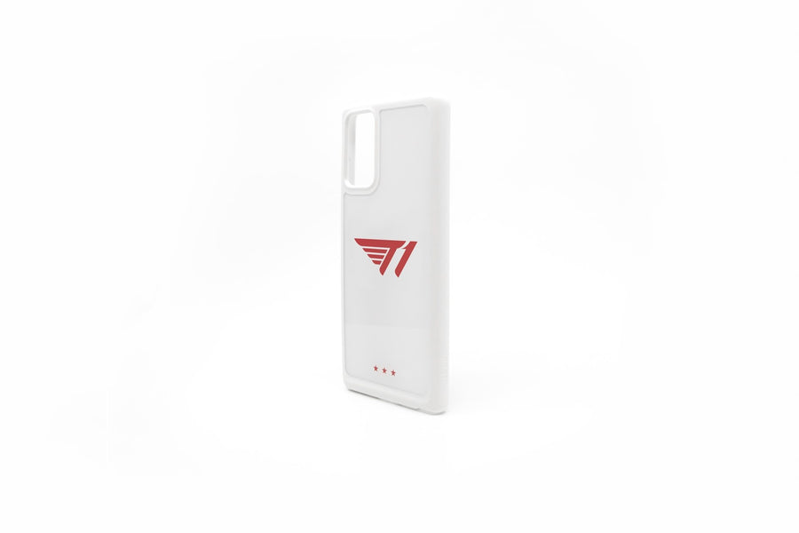 T1 Galaxy Note 20 Case - White